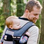 Ergobaby Performance Ventus Graphite