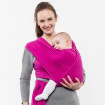 Liliputi Stretchy wrap Classic line Fuchsia Blooming